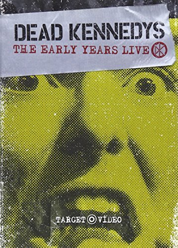 Dead Kennedys Early Years Live Nr