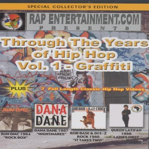 Through The Years Of Hip Hop Through The Years Of Hip Hop Clr Nr