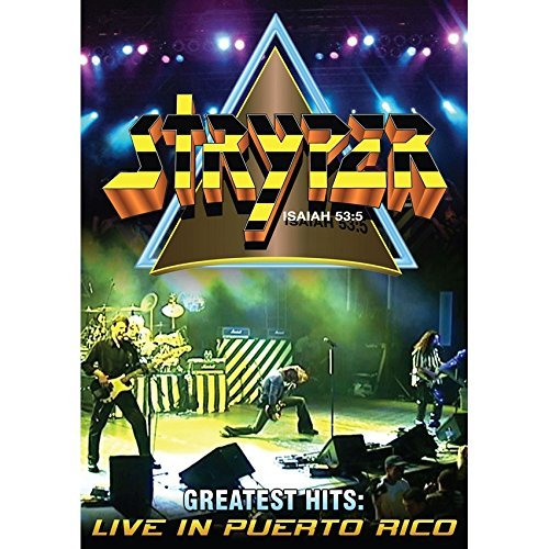 Stryper Greatest Hits Live In Puerto Rico