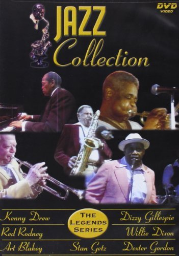 Jazz Collection Jazz Collection Drew Gillespie Gordon Blakey Dixon Rodney Getz