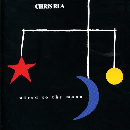 Chris Rea Wired To The Moon Import Swe