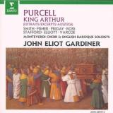H. Purcell King Arthur Hlts Smith Fischer Priday Ross Etc Gardiner English Baroque Soloi