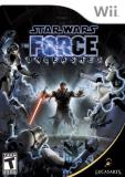 Wii Star Wars The Force Unleashed