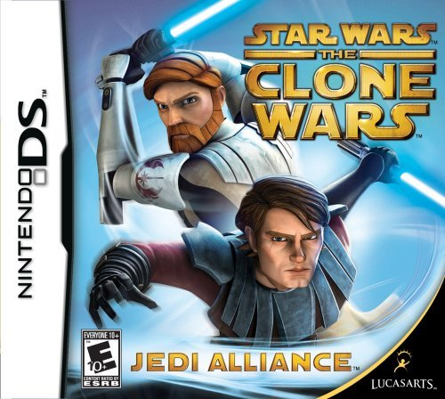 Nintendo Ds Star Wars Jedi Alliance