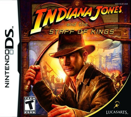 Nintendo Ds Indiana Jones And The Staff Of