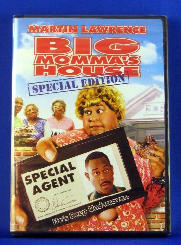 Big Momma's House Lawrence Long Giamatti Ws Special Ed