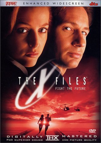 David Duchovny Gillian Anderson John Neville Willi The X Files Fight The Future (widescreen Edition