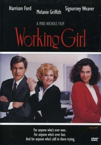Working Girl Griffith Ford DVD R