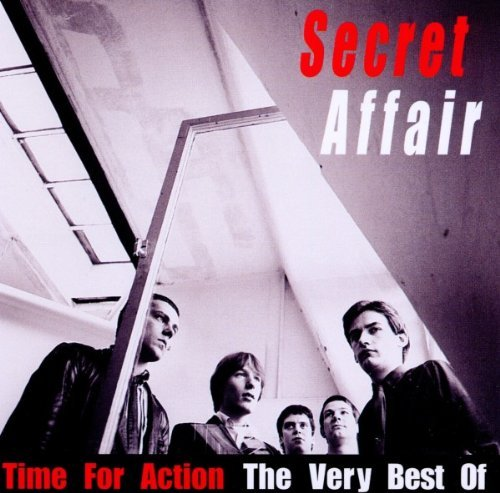 Secret Affair Time For Action Import Gbr