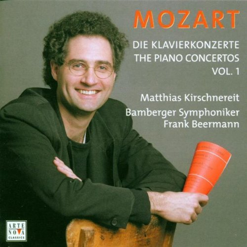 W.A. Mozart Pno Cons Vol. 1 Import Gbr Kirschnereit Bamberge So