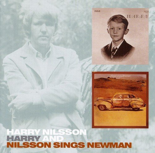 Harry Nilsson Harry Nilsson Sings Newman Import Gbr Harry Nilsson Sings Newman