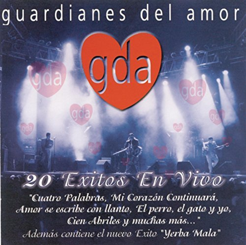 Guardianes Del Amor Exitos En Vivo