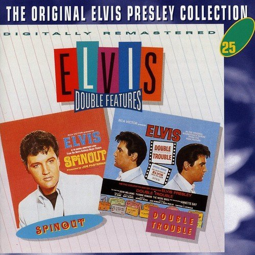 Elvis Presley Spinout Double Trouble (doub Import Gbr