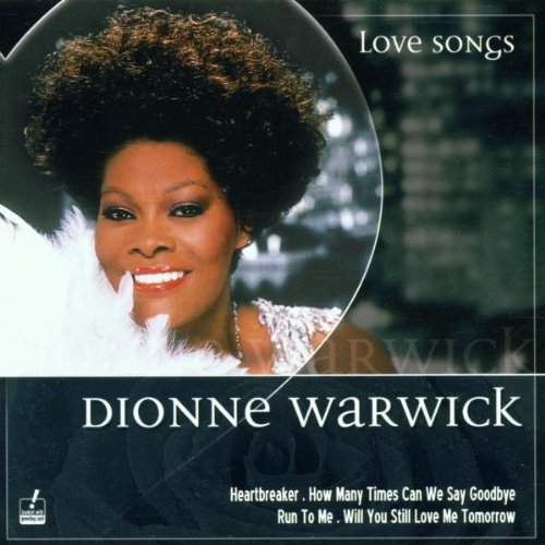 Dionne Warwick Love Songs Import Aus