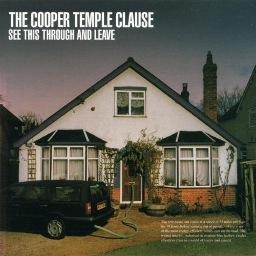 Cooper Temple Clause See This Through & Import Eu