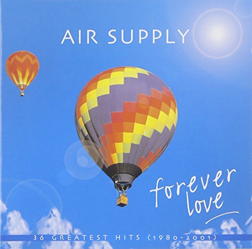 Air Supply Forever Love Import Chn