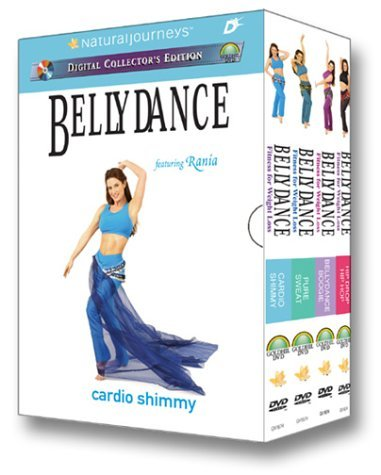 Bellydance Fitness For Weight Box Set Clr Nr 4 DVD