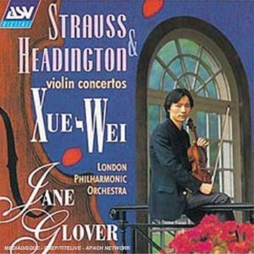 Strauss Headington Con Vn Con Vn Xue Wei (vn) Glover London Po