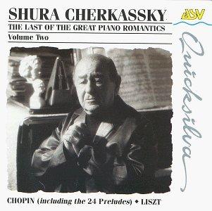 Chopin/Liszt/Preludes (24)/Polonaise 2/&@Cherkassky*shura (Pno)