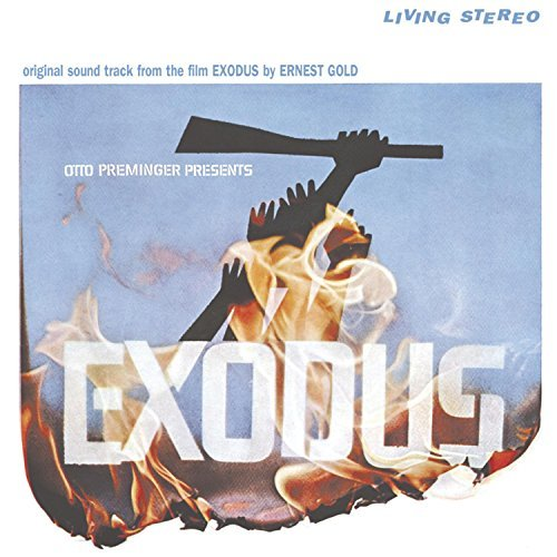 Exodus Soundtrack Music By Ernest Gold