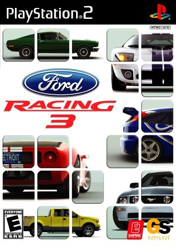 Ps2 Ford Racing 3