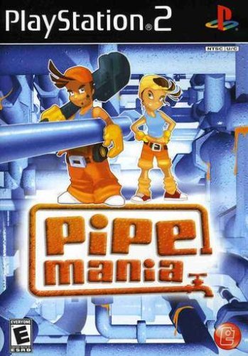 Ps2 Pipe Mania