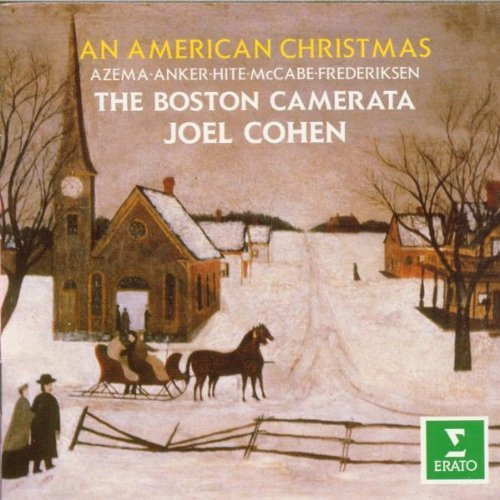 Boston Camerata An American Christmas Cohen Boston Camerata