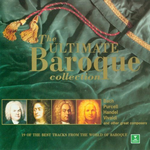 Ultimate Baroque Collection Ultimate Baroque Collection Albinoni Bach Handel Pachelbel Pucell Telemann Vivaldi +