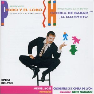 Miguel Bose/Pedro Y El Lobo