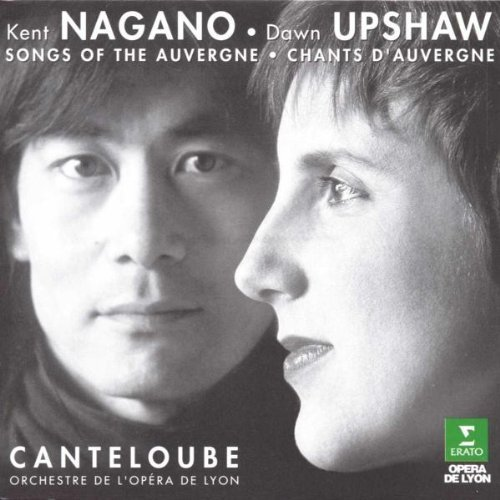 J. Canteloube Songs Of Auvergne Upshaw*dawn (sop) Nagano Lyon Opera Orch