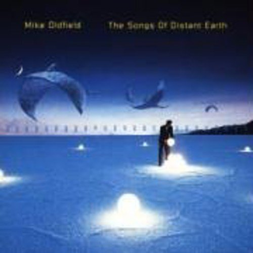 Mike Oldfield Songs Of Distant Earth Import Gbr