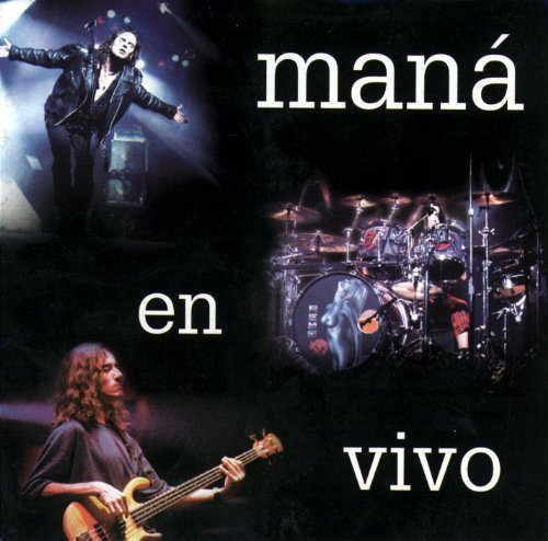 Mana En Vivo 2 CD Set