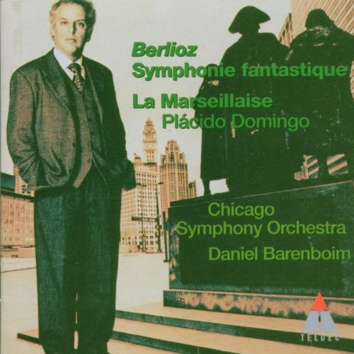 H. Berlioz/Sym Fantastique/Marseillaise@Domingo*placido (Ten)@Barenboim/Chicago So & C