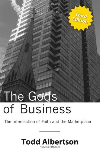 Todd Albertson Gods Of Business The