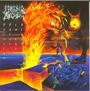 Morbid Angel Formulas Fatal To The Flesh