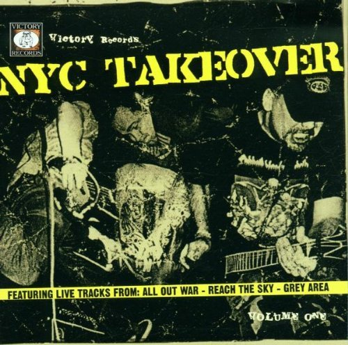 Victory New York Takeover Vol. 1 Nyc Takeover Reach The Sky Grey Area Victory New York Takeover