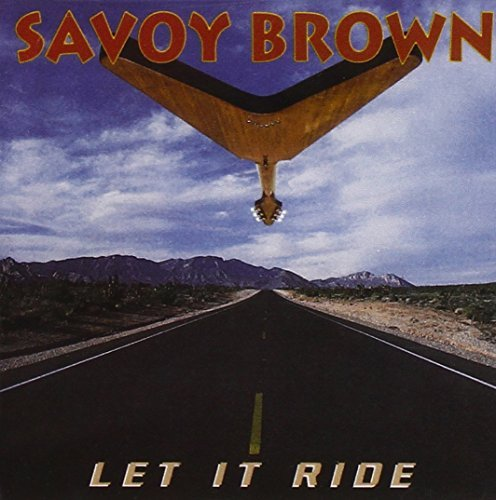 savoy-brown-let-it-ride