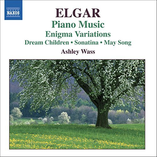 E. Elgar Piano Music Ashley Wass