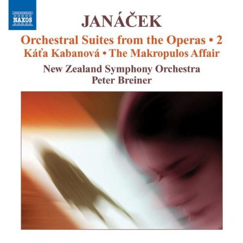 L. Janacek Orchestral Suites From The Ope Breiner New Zealand So