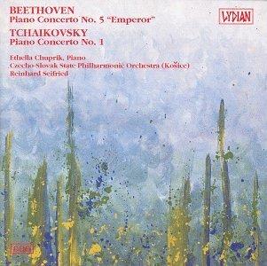Beethoven/Tchaikovsky/Ct Pno 5/Ct Pno 1
