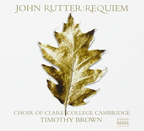 J. Rutter Requiem Brown Various