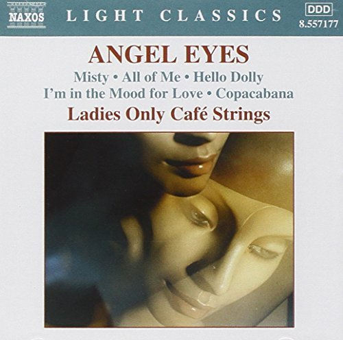 Ladies Only Cafe Strings Angel Eyes Ladies Only Cafe Strs