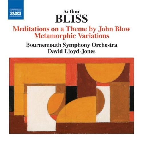 A. Bliss Meditations On A Theme By John Lloyd Jones Bournemouth So