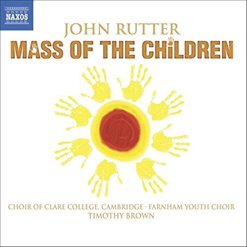 J. Rutter Mass Of The Children Gruffydd Jones Williams & Brown Various