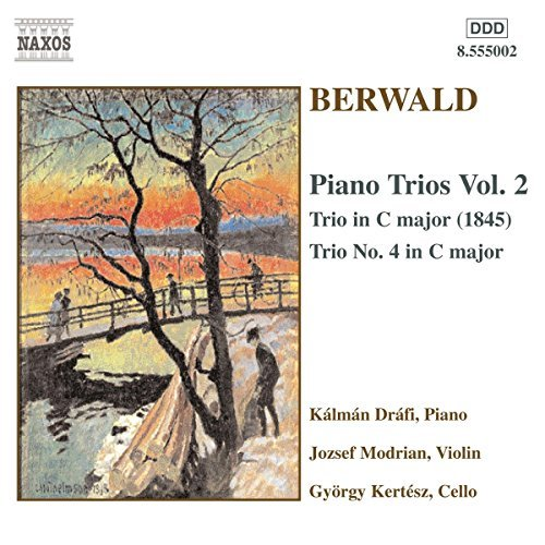 F. Berwald Piano Trios Vol. 2