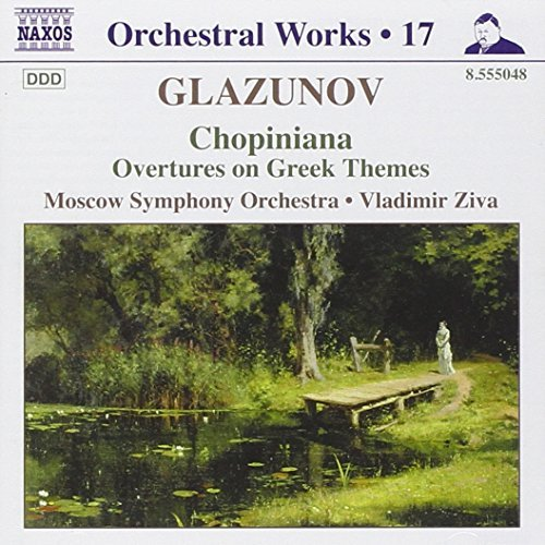 A. Glazunov Triumphal March Op. 40 Ser 1 O Ziva Moscow So
