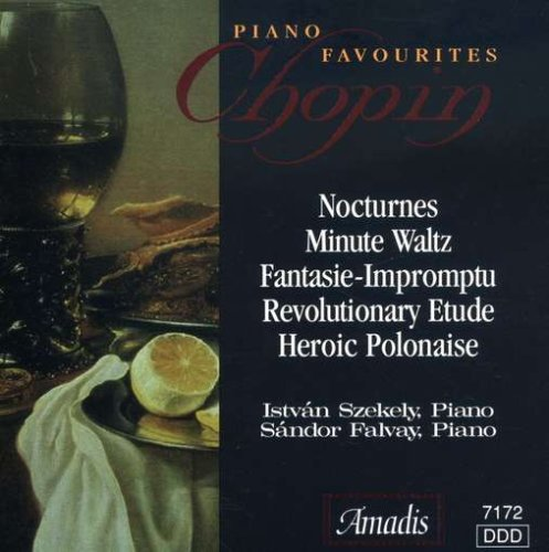 Frédéric Chopin Piano Favourites