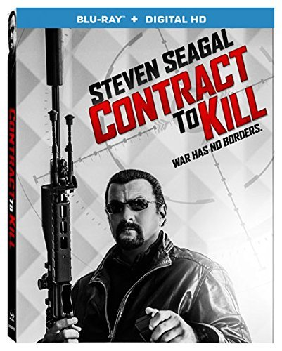 Contract To Kill Seagal Wong Blu Ray Dc R