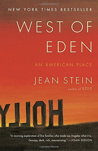 Jean Stein West Of Eden An American Place