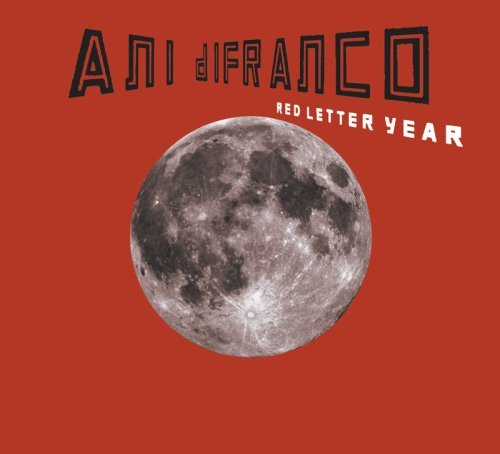 Ani Difranco Red Letter Year